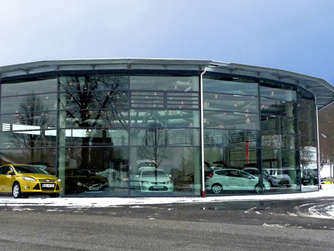 Autohaus in Kirchseeon
