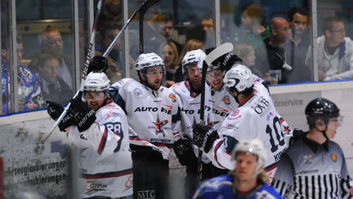 Play-Off-Halbfinale: Starbulls - Towerstars