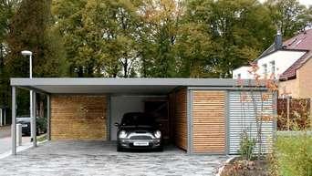 Alles Unter Einem Dach Moderne Carports Bieten Hochsten Nutzwert