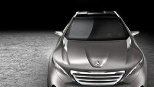 Peugeot SxC: Chinesischer Cross Over Mix