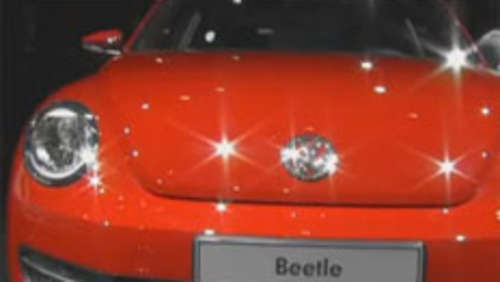 Video: Beetle-Weltpremiere in Shanghai