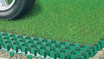 Bevorzugt Ökologische Rasengitter pflegen und verschönern Bodenflächen | Garten OR86
