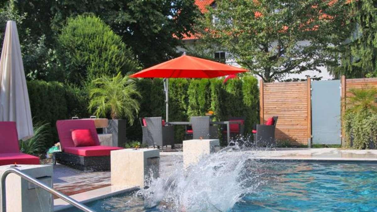 Weidling: Der Pool im eigenen Garten: Entspannung pur!   Garten
