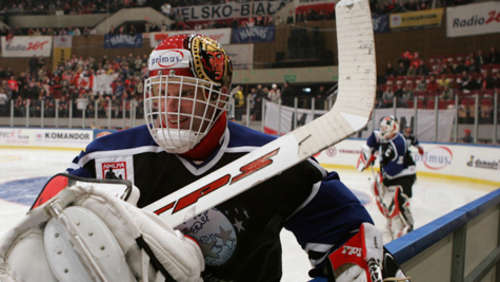 Goalie-Legende Hasek (46) will pausieren