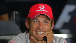 F1-Pilot Jenson Button ist kein Technik-Freak