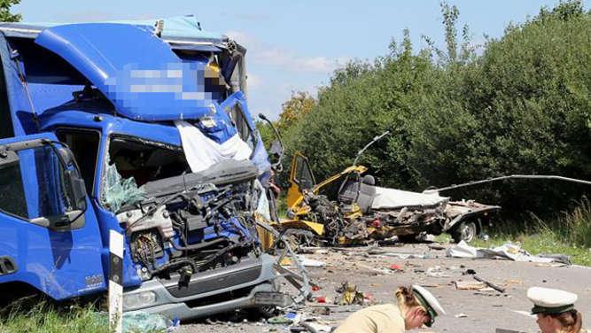 Verkehrsunfall Heute Bayern