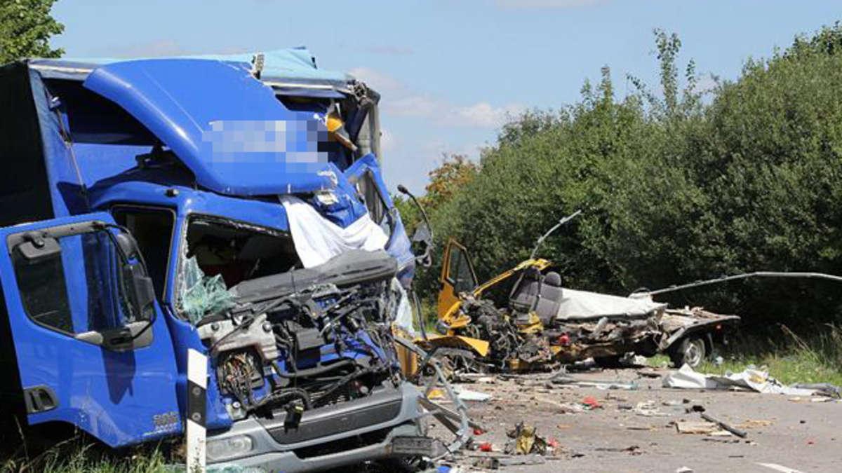 Unfälle Heute In Bayern