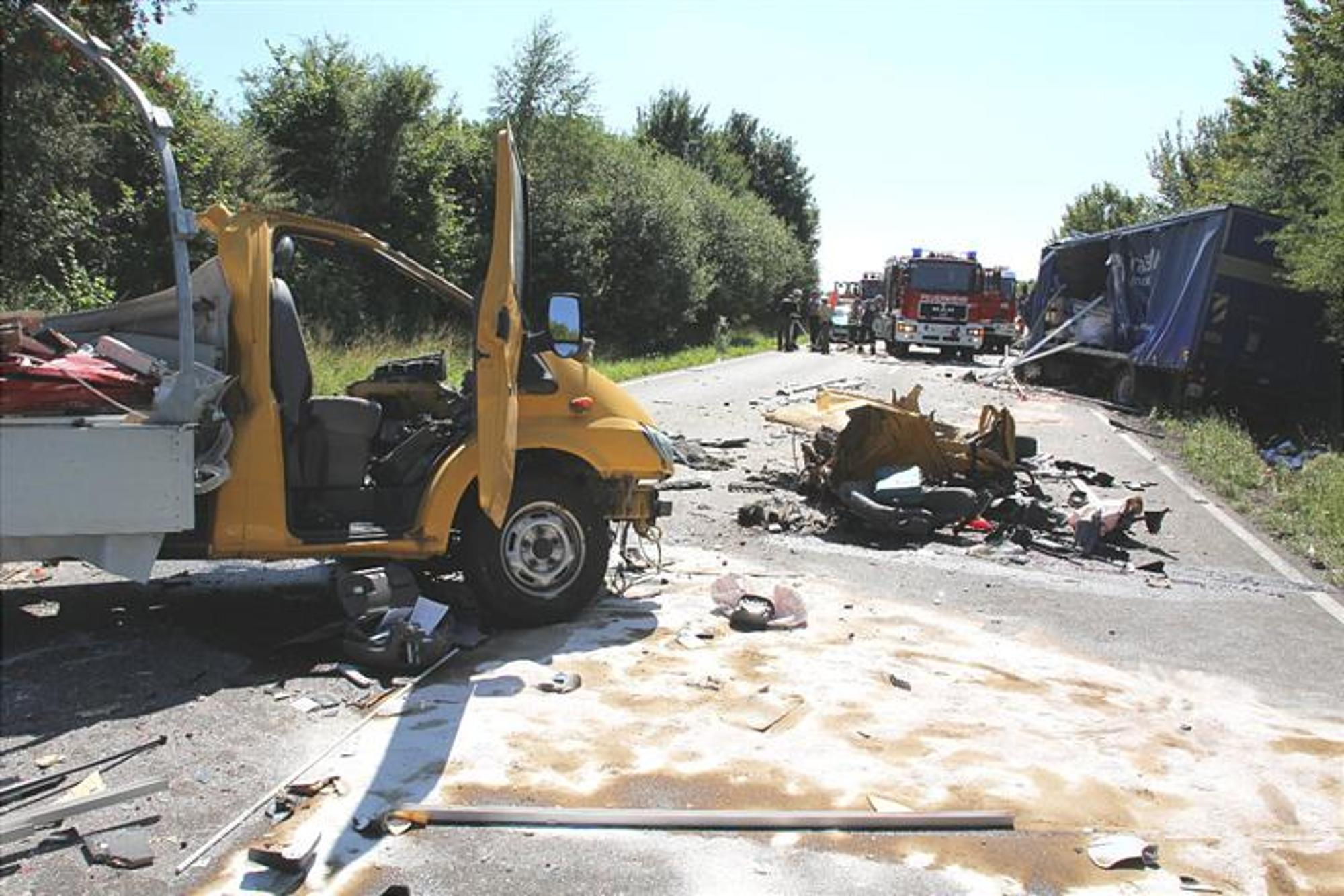 Unfall Barth Heute
