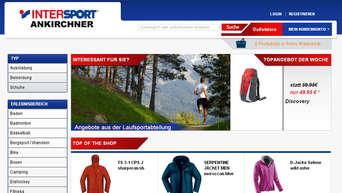 best service 4b7ed c8e60 Sport Ankirchner - mit neuem Ladenoutfit und Onlineshop fit ...