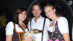 Wiesn Party am 10.09.2011