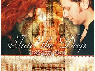 "Plakat ""Into the Deep"""
