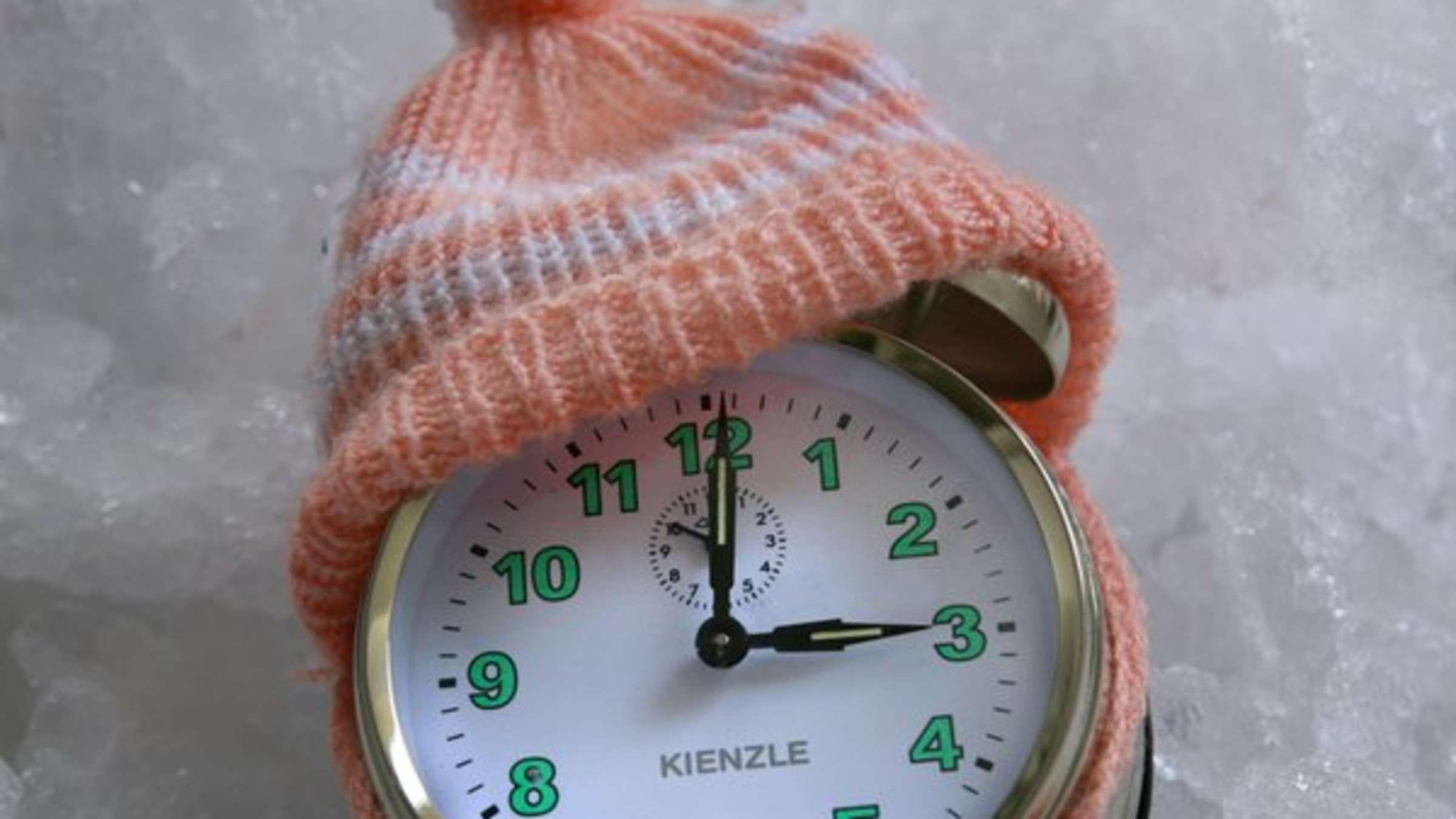 Am 30 Oktober 2011 Beginnt In Deutschland Die Winterzeit