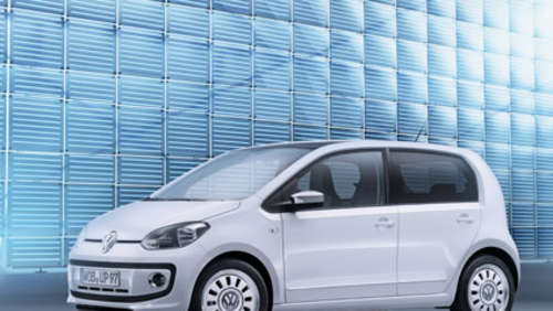 VW Up als Viertürer