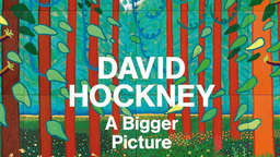 David Hockney – Farbenprächtige Ausstellung in London