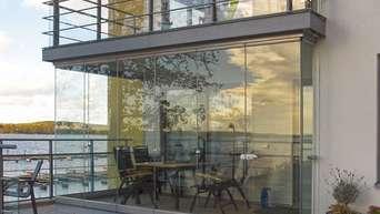 Dusseldorf Verglasungen Verschonern Ihre Terrasse Wohnen