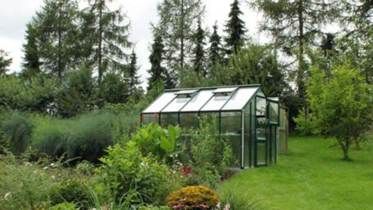 Mit Dem Gartenhauschen Die Eisheiligen Uberstehen Garten