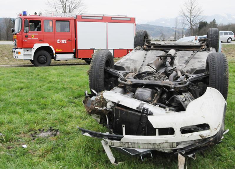 Unfall bei Bad Endorf