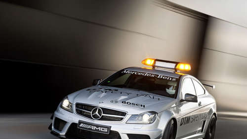 Das neue DTM Safety Car