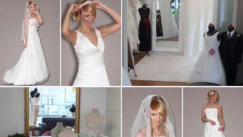 Gewinnen Sie Ihre Traumhochzeit An Der Alten Spinnerei Brautkleid