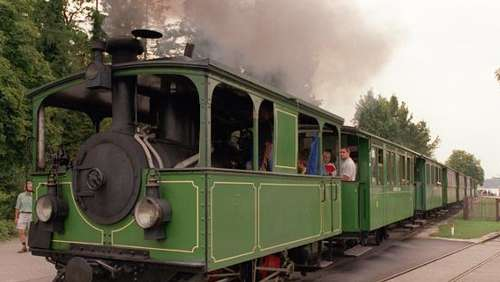 Happy Birthday, Chiemsee-Bahn!