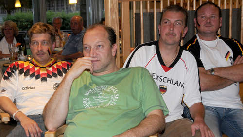 Public Viewing in Prien - Sportpark Alpenblick