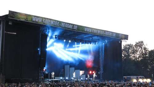 Deickind bei Chiemsee Rocks
