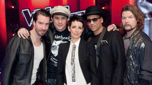 """The Voice"" übertönt alle Konkurrenten"