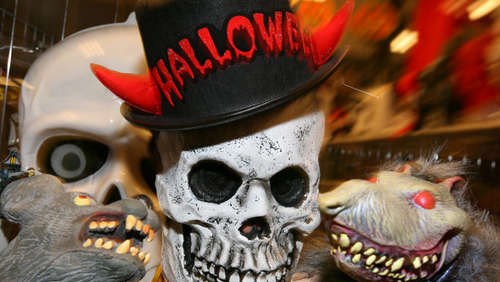 Halloween 2012: Party-Tipps