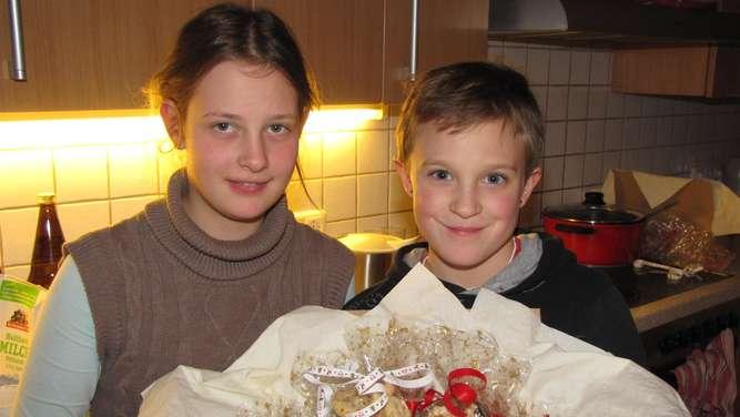 Asmo Küchen Rosenheim rosenheim plätzchenübergabe im kinderheim nach backduell bei asmo