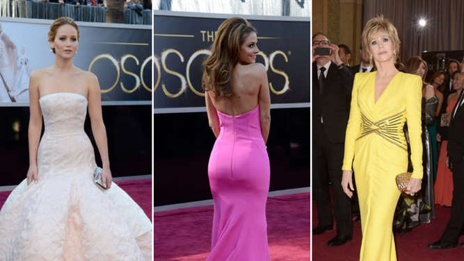 Jennifer Lawrence Maria Menounos Jane Fonda