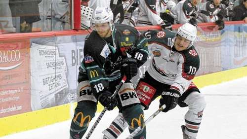 Play Off-Finale: Spiel 1 an Wild Wings