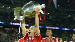 "Presse: ""Robben-Triumph in Wembley"""