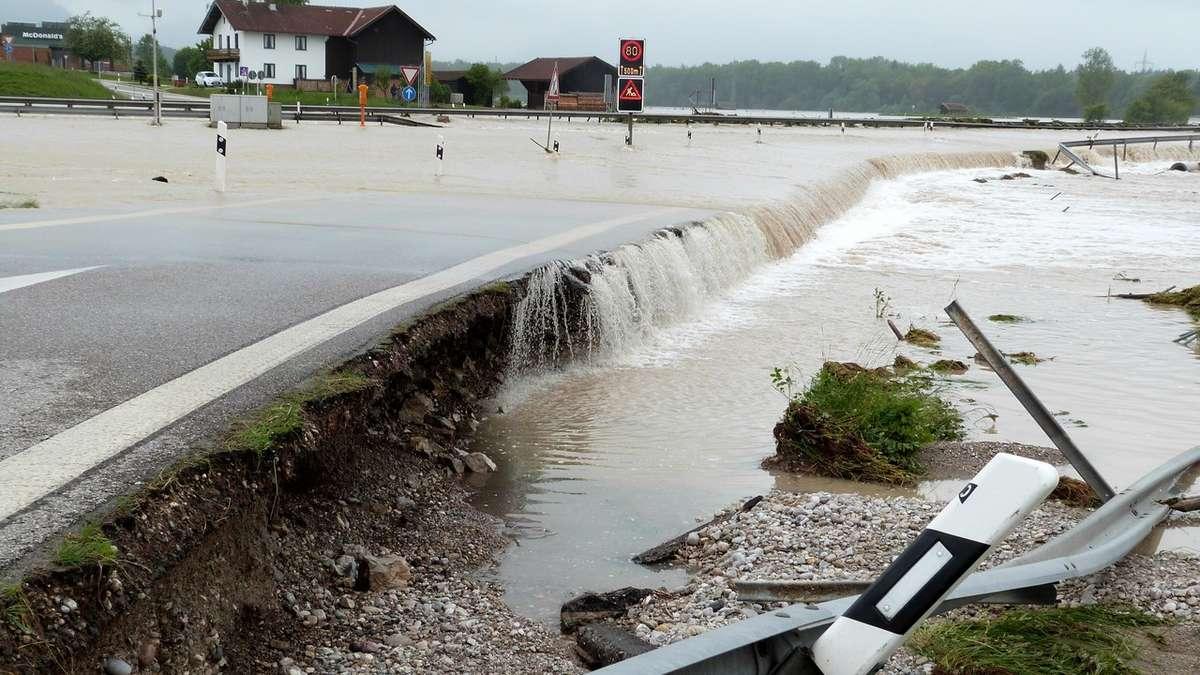 Bayern Hochwasser