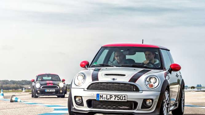 Mini Driver Training