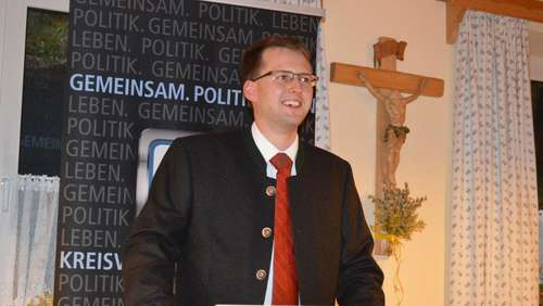 """Political Dinner"" in Bad Aibling"