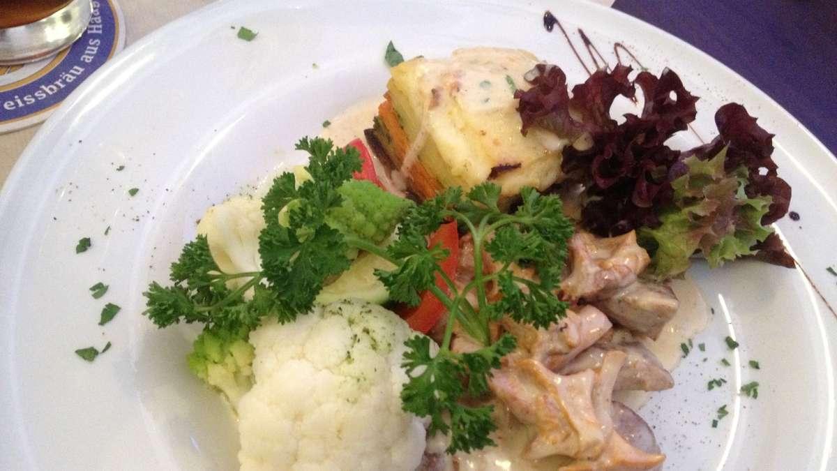 restaurant guide mittagsgerichte in georg 39 s griechischem