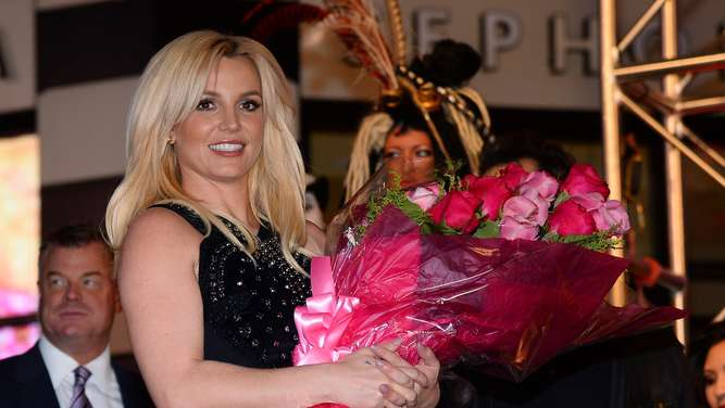 Britney Spears startet in Las Vegas durch