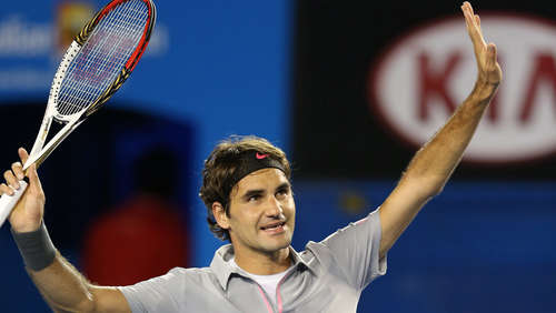 Melbourne: Federer in Form, Nadal dominiert
