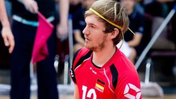 Volleyballnationalspieler Ferdinand Tille