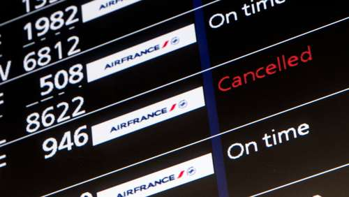 Streik bei Air France beendet