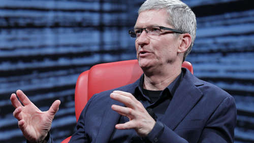 Nach Coming-out: Prominente zollen Tim Cook Respekt