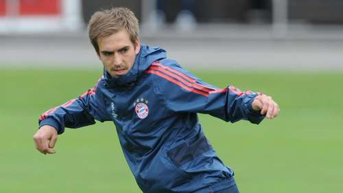 Bayern in Sorge: Lahm bricht Training ab!