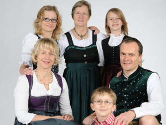 Hotel zur Post, Die Familie Albrecht-Stocker