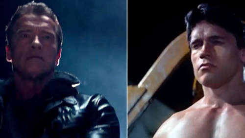 "Arnie is back! Trailer zu ""Terminator: Genisys"""