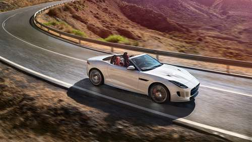 Jaguar F-Type? Reine Typfrage!