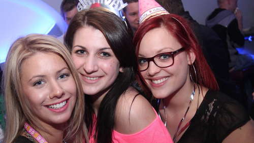 Friday Clubbing: Party im WahnsInn