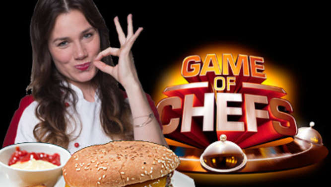 Game of Chefs: Kann Vroni auch Fast Food?