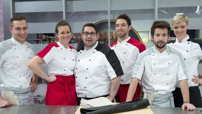 Game of Chefs: Kocht sich Vroni ins Finale?