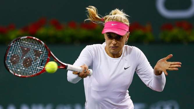 Indian Wells: Lisicki im Viertelfinale