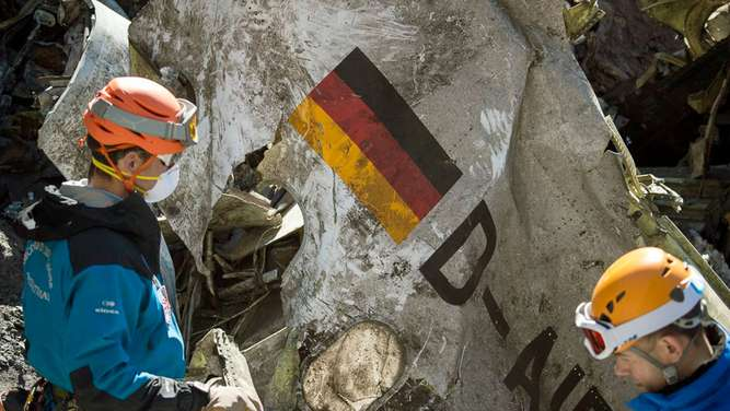Germanwings-Absturz: Klagen Angehörige in den USA?
